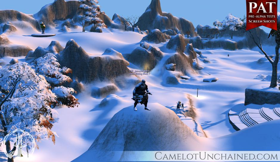Camelot Unchained: Gameplay-Video