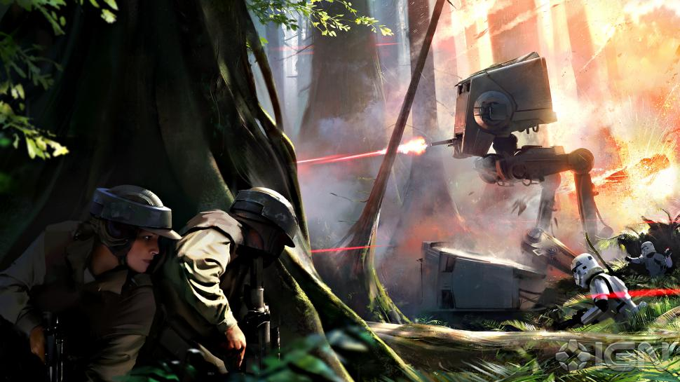 Hübsch: Star Wars Battlefront