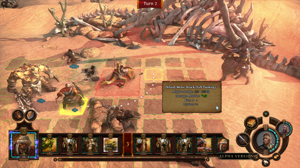 Might & Magic Heroes 7 wurde vom deutschen Studio Limbic Entertainment entwickelt.  (1)