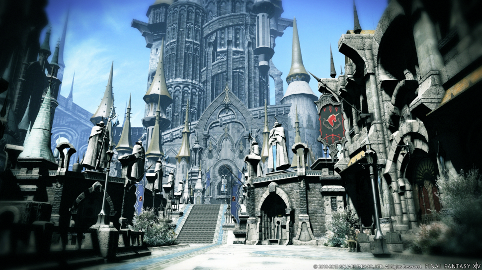 Final Fantasy XIV: Heavensward (1)