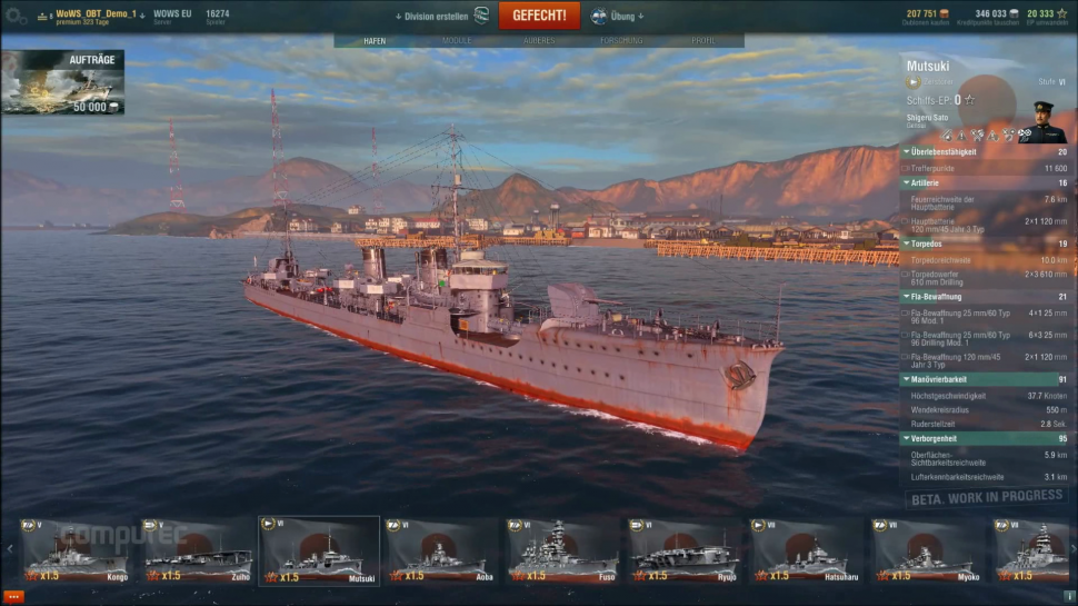 world of warships upgrades guide