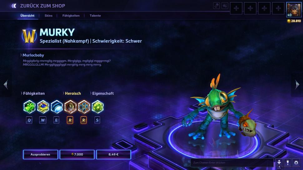 Heroes of the Storm: Angebot der Woche