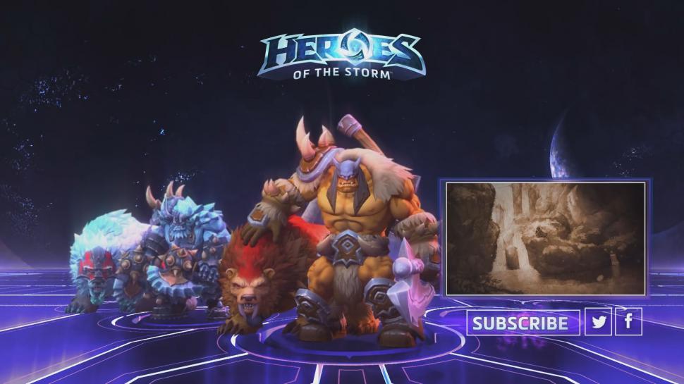 heldenliga heroes of the storm