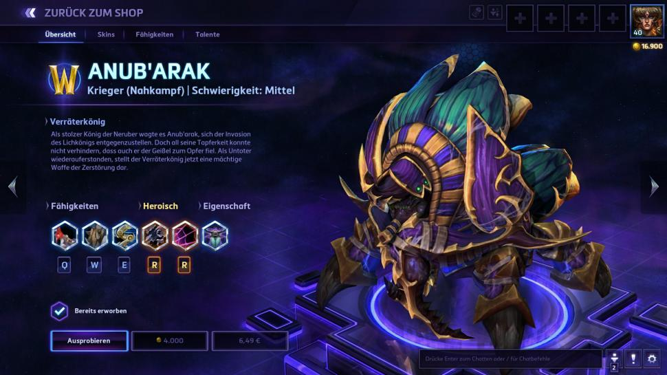 Heroes of the Storm: Angebote der Woche