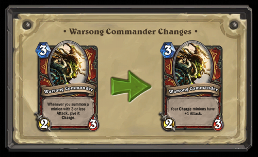 Hearthstone Patch 3.2.0.10604