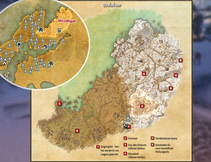 The Elder Scrolls Online: Solo nach Orsinium - super oder Suizid?