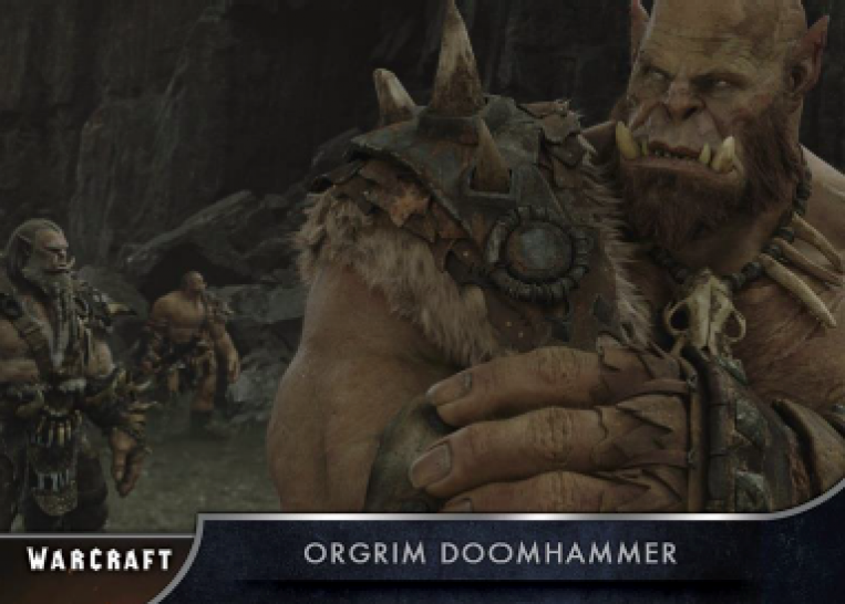 warcraft: the beginning besetzung