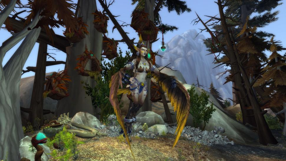 World of Warcraft: Harpien in Legion (1)