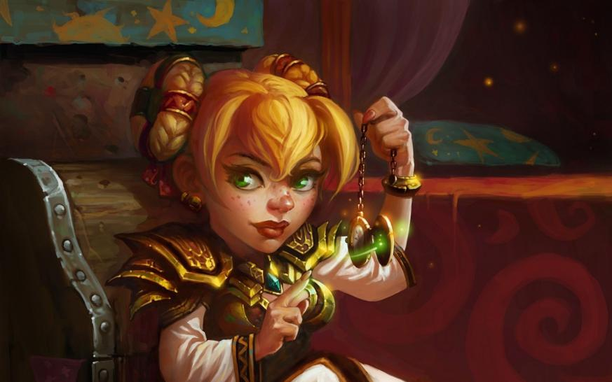 Warcraft: Chromie Artwork
