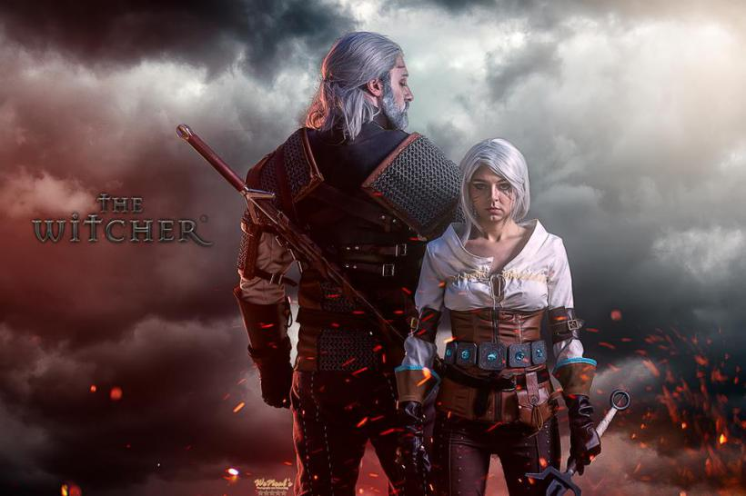 The Witcher 3 Cosplay von WeNeals Photography and Retouching.