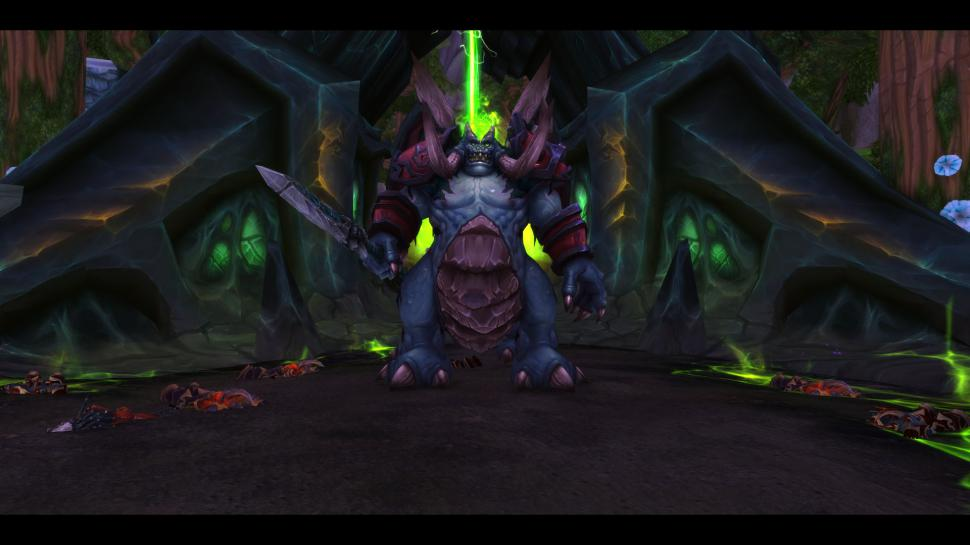 WoW Legion: Destromath