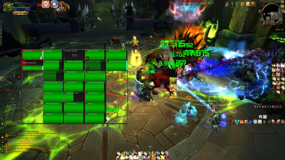 WoW: Addons - Clique (Battle for Azeroth 8.0)