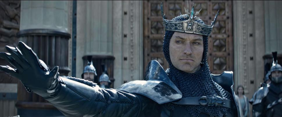 King Arthur (2017): Jude Law als Vortigern