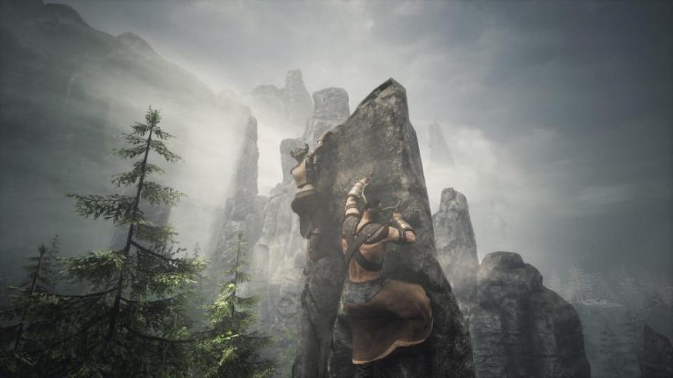 Conan Kletterausrüstung : Conan exiles erweiterung der eisige norden vergrößert welt um