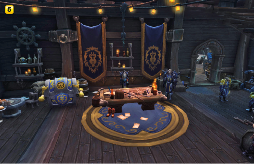 Wow Battle For Azeroth Boralus Guide Wo Ist Was In Der