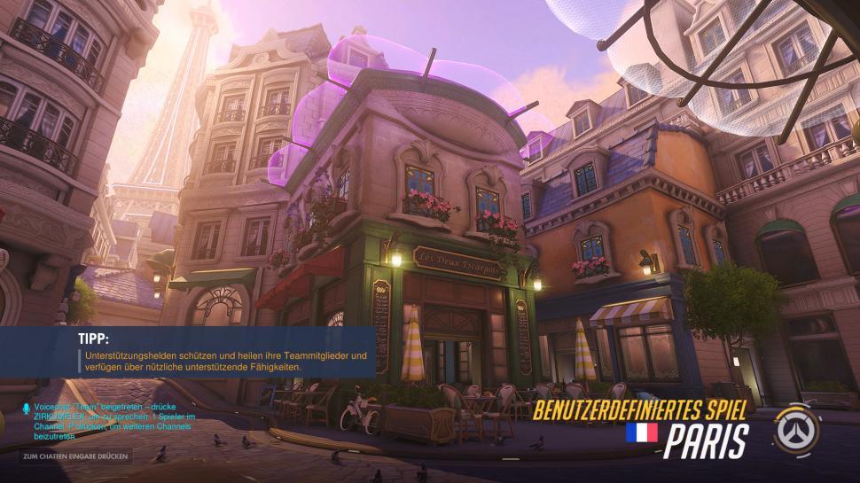 Overwatch: Paris - Bildergalerie zur prächtigen neuen ...