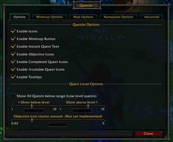 WoW-Classic-Addon: Questie - der Quest Helper für Classic