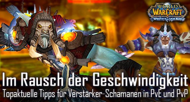 Klassen-Guide: Verstärker-Schamane in WoW: Cataclysm - Attribute ...