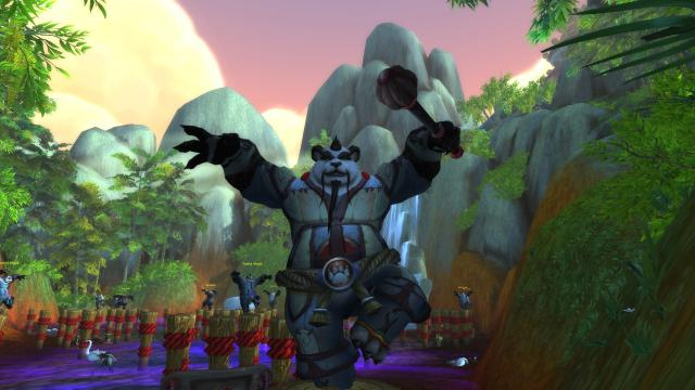 how to start archaelogy in pandaria
