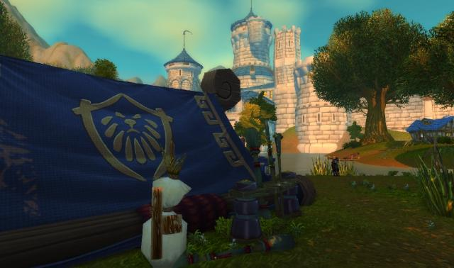 wow how to get to pandaria from orgrimmar