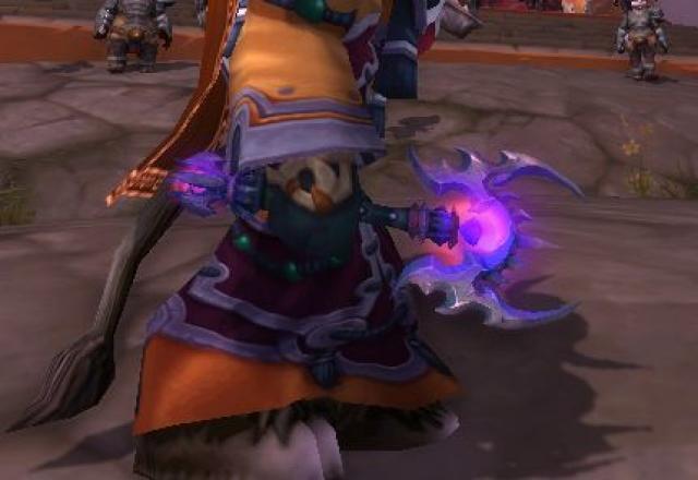 Die Fuste des Sturms - Zauber - World of Warcraft