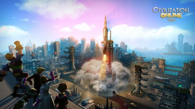 Civilization Online Spielen
