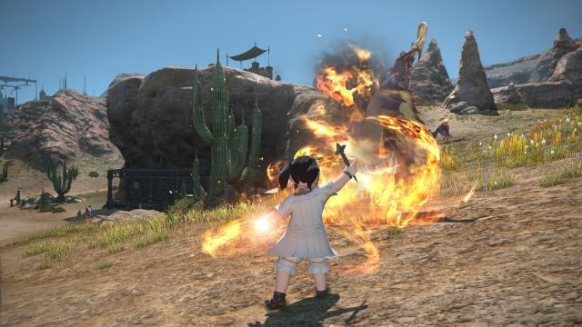Story & Job Quests - Final Fantasy XIV: A Realm Reborn ...
