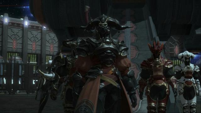 FFXIV A Realm Reborn Main Scenario Quests - YouTube
