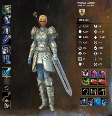 Guild Wars  Db Builds