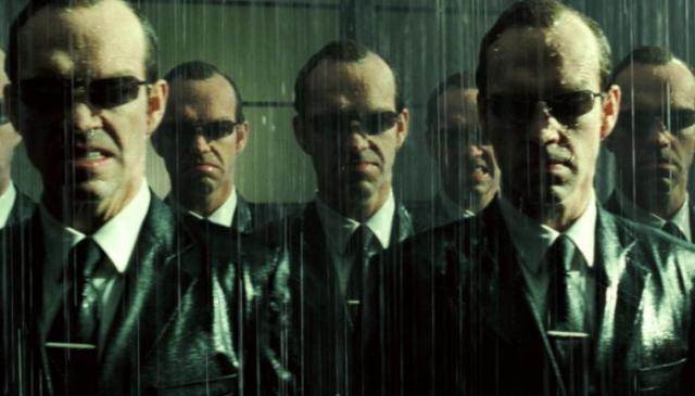 Matrix Besetzung