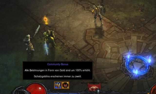 Diablo 3: Patch 2.1.0 live in Europa - Patch Notes & Bonus-Goblins