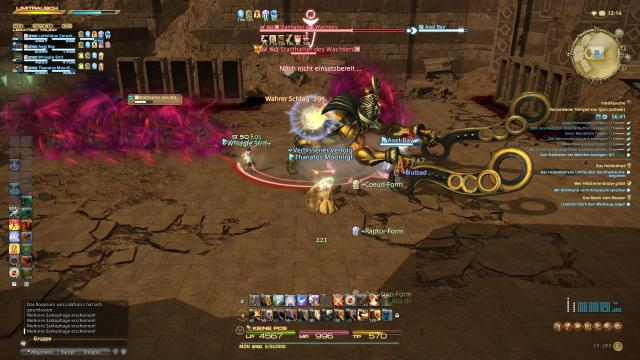final fantasy 14 dungeon guide