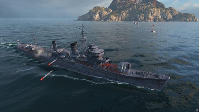 world of warships hatsuharu guide