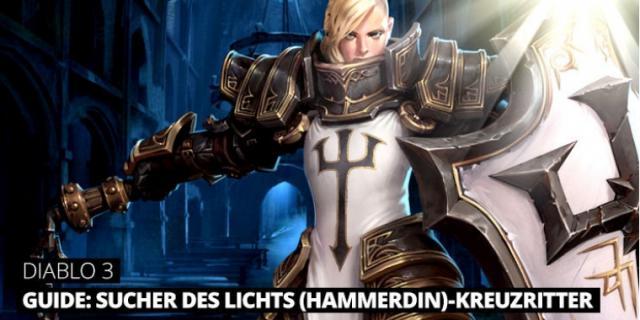 Diablo 3: Sucher des Lichts (Hammerdin)-Kreuzritter Guide