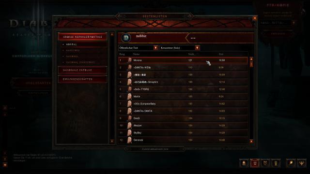 Patch 240 Now Live - Diablo III - Battlenet