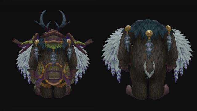 World of Warcraft Legion: Alle neuen Druiden-Formen: Bär, Katze ...