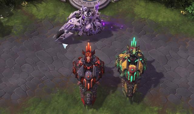 Heroes of the storm space lord leoric und starbreaker - Heroes of the storm space lord leoric ...