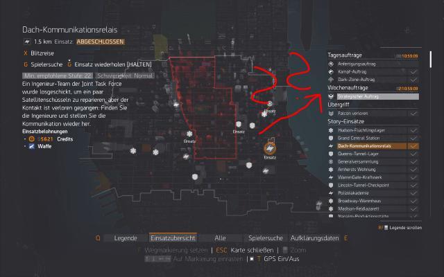 the division konto nicht verfügbar