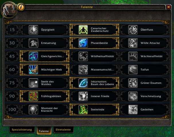 Druid Class Guide - Skill Capped