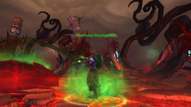 WoW: Smaragdgrüner Alptraum - der Raid in WoW: Legion