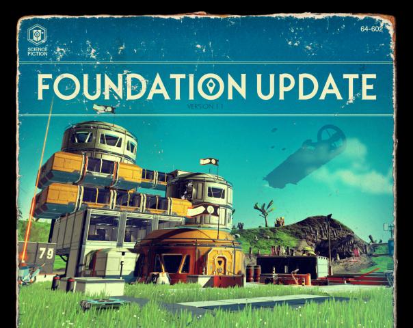 No Mans Sky Foundation Update Bringt Basenbau Farming Frachter