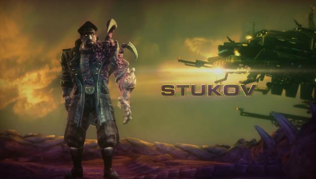 Admiral Stukov Star Craft  Coop