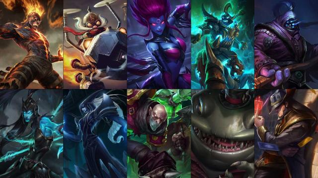 League Of Legends Umsatz