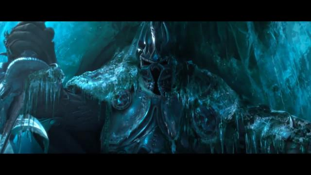 Wow Wrath Of The Lich King Cinematic Trailer