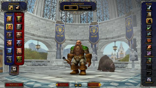 Warcraft online datiert