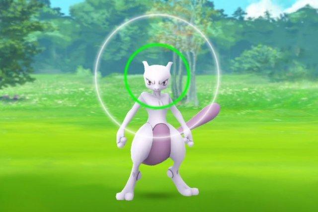 Pokemon Mewtu