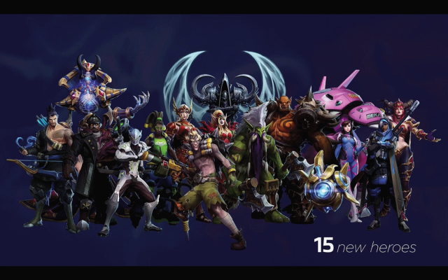 Heroes Of The Storm Helden Kaufen
