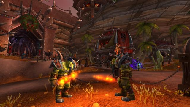 Server Celebrity @ Proudmoore - Community - World of Warcraft