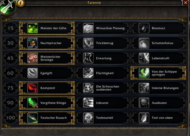 Rogue Guide (1-60) - Legacy WoW - Addons and Guides for ...