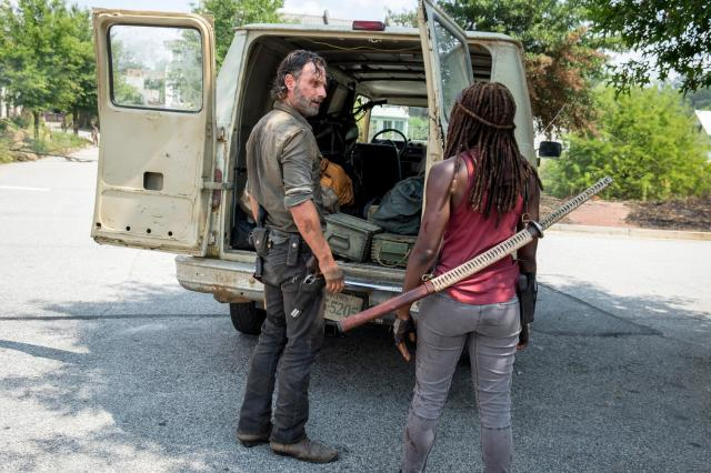 The Walking Dead Staffel 8 Folge 8